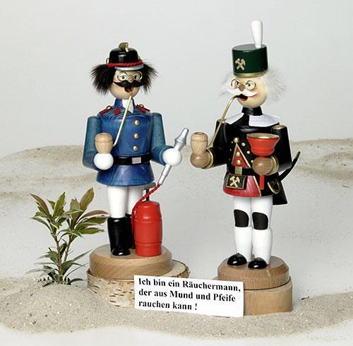 smoker Bergmann