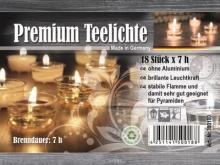 Premium Teelichter