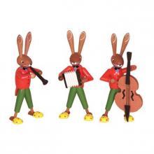 Rabbit String trio