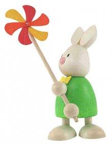 Figur mit Herz, Max mit Windmühle