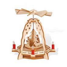 Mini-Pyramide Christi Geburt, elektrisch