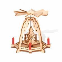 Mini-Pyramide Waldleute