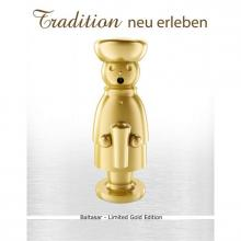 Exklusiver Räuchermann, Balthasar Limited Gold Edition