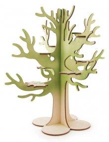 Baum für Mini-Eulen leer