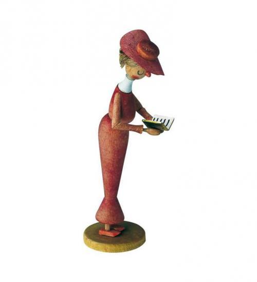 Wilhelm Busch Figur - die fromme Helene