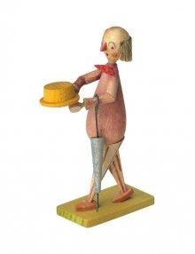 Wilhelm Busch Figur - der Spießer