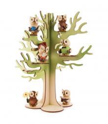 Baum für Mini-Eulen