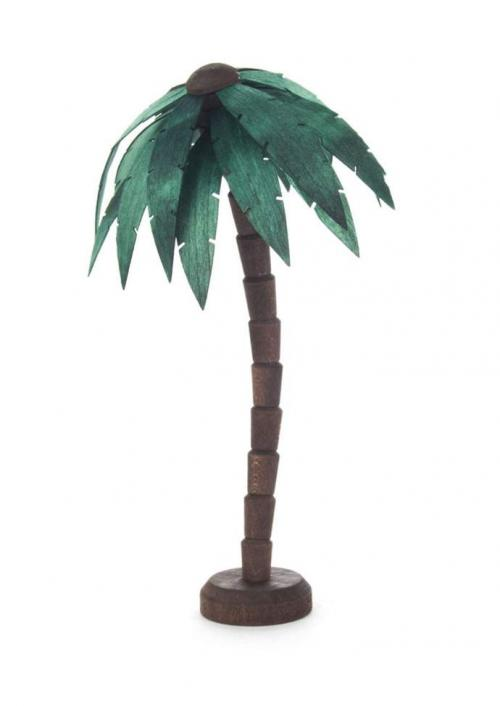 Palme, 16cm gebeizt