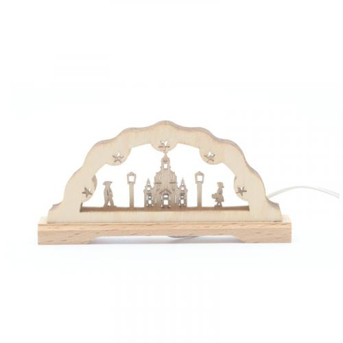 Minischwibbogen Frauenkirche
