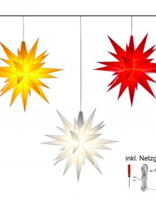 Herrnhuter Sterne Set