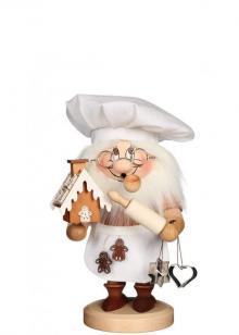 Räuchermann Wichtel Zuckerbäcker