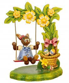Hubrig Sammelfiguren - Sabinchens Blumenschaukel