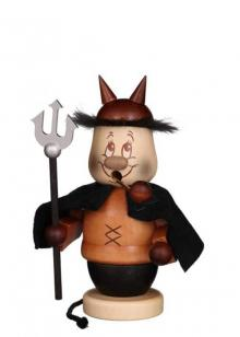 Räuchermann Miniwichtel Teufel