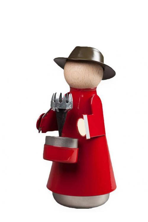 HUSS - Karzlmaa mit Hut und Kappe rot
