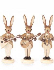 Balalaika, Banjo und Schellenring,