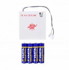 Herrnhuter Batteriehalter Zur Beleuchtung von 1 Stern (A1e,A1b,I1) mit Timer