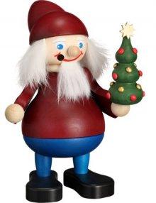 Räuchermann Weihnachtsheinzel mit Baum