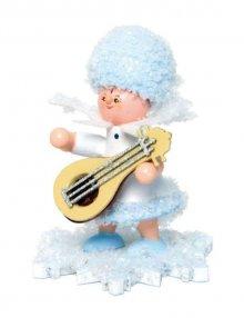 Schneeflöckchen mit Mandoline