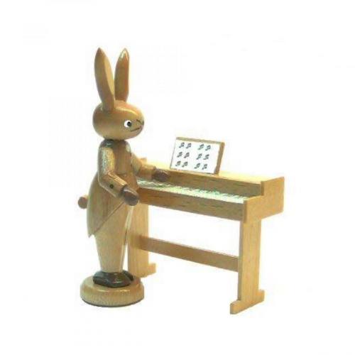 Hasen mit Keyboard, natur