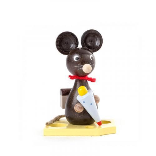Mäusekind mit Zuckertüte