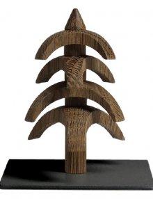 Drehbaum Twist, Eiche geräuchert 8cm