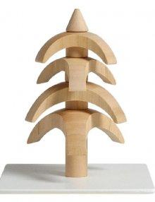 Drehbaum Twist, Kirschbaum 8cm