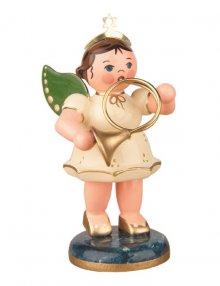 Hubrig Engel mit Horn