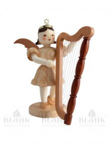 Blank Kurzrockengel mit Harfe