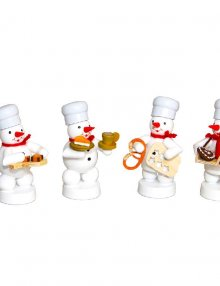 Schneemann Quartett in der Weihnachtsbäckerei (4)