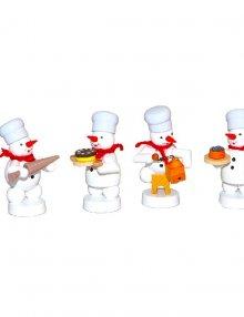 Schneemann Quartett in der Weihnachtsbäckerei (5)