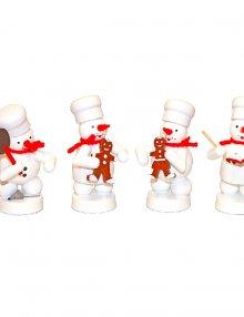 Schneemann Quartett in der Weihnachtsbäckerei (6)