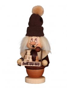 Räuchermann Miniwichtel Spielzeughändler