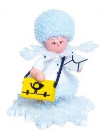 Schneeflöckchen Postbote