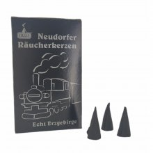 Huss Räucherkerzen Dampflokduft