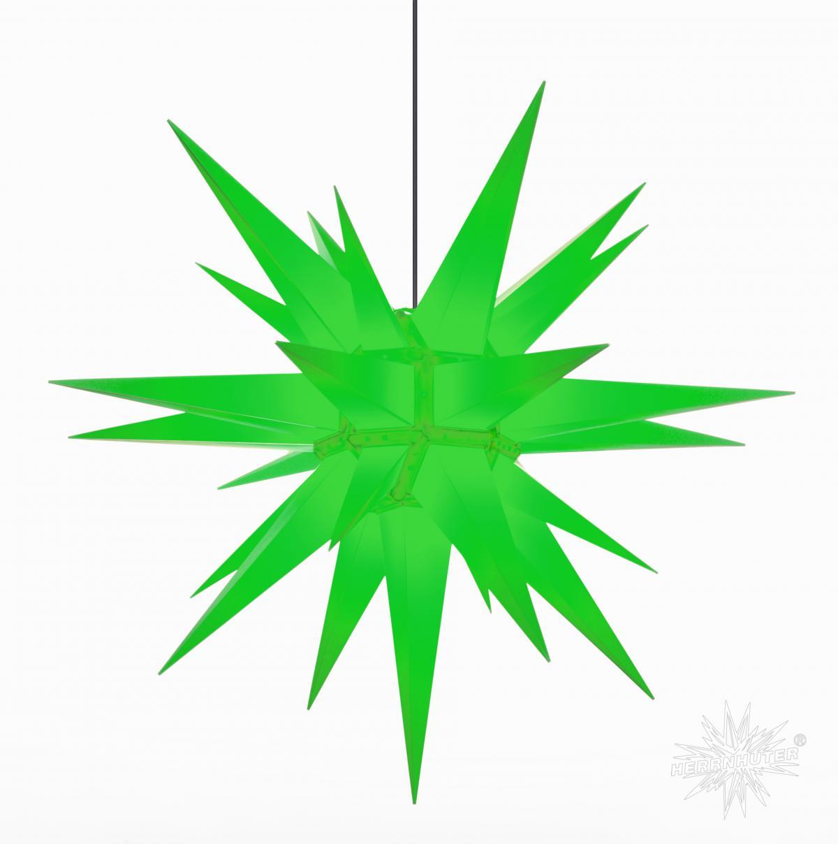 Herrnhuter Stern 130cm grün für den Außenbereich