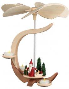 Pyramide C-Form Weihnachtswichtel