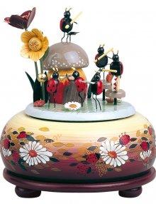 Spieldose Käferkapelle