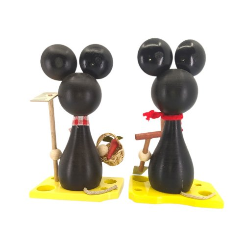Mama und Papa Maus