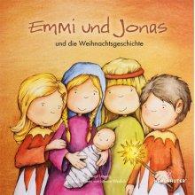 """Herrnhuter Kinderbuch Band 2 """"Emmi und Jonas und die Weihnachtsgeschichte"""""""