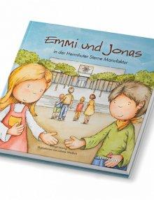 """Herrnhuter Kinderbuch Band 3 """"Emmi und Jonas in der Herrnhuter Sterne Manufaktur"""""""