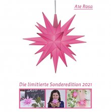 Herrnhuter Sonderedition 2021 rosa