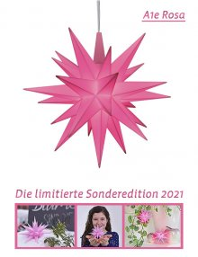 Herrnhuter Sonderedition 2021 rosa