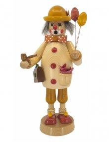Räuchermann Clown