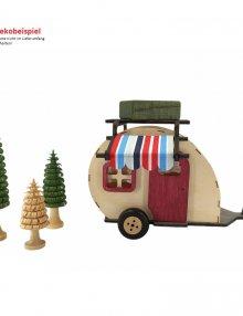 Zubehör für Mini-Eulen, Wohnwagen