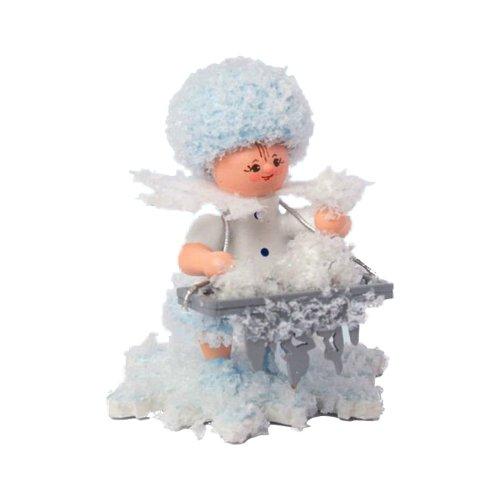 Schneeflöckchen mit Eiskugeln