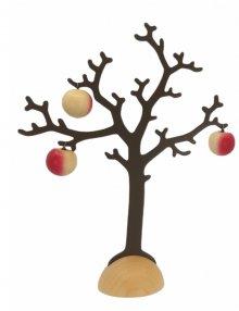 Baum mit 3 Äpfeln