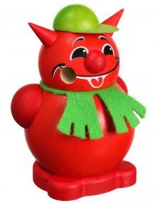 Kugelräucherfigur Cool-Man Teufel