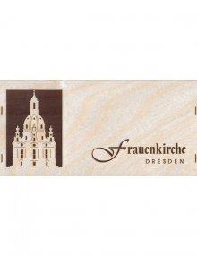 Glückwunschkarte Frauenkirche Dresden